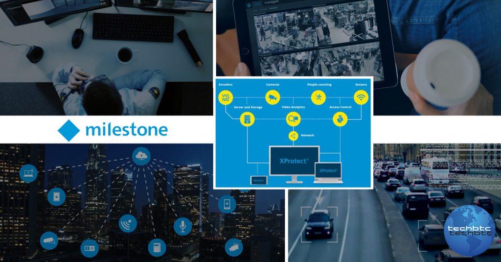 Milestone as an open video surveillance platform