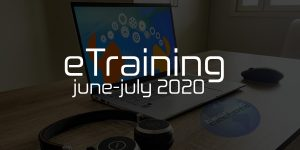 eTraining TechBTC June-July 2020